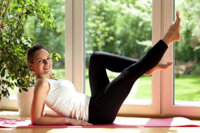 esercizi da fare dopo il parto