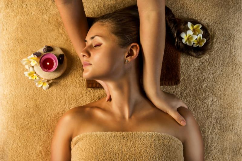 massaggio rilassante