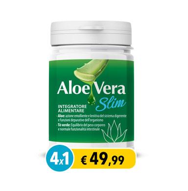 Aloe Vera Slim compresse