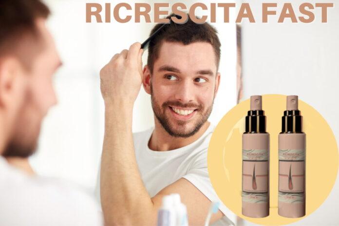 ricrescita fast spray ricrescita capelli