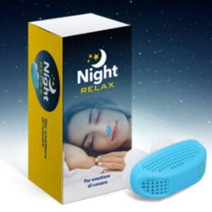 NightRelax dispositivo nasale